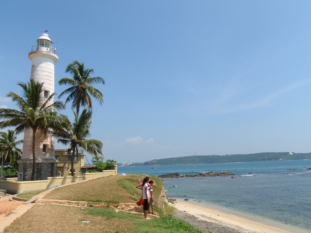 Galle 2 Lighthouse