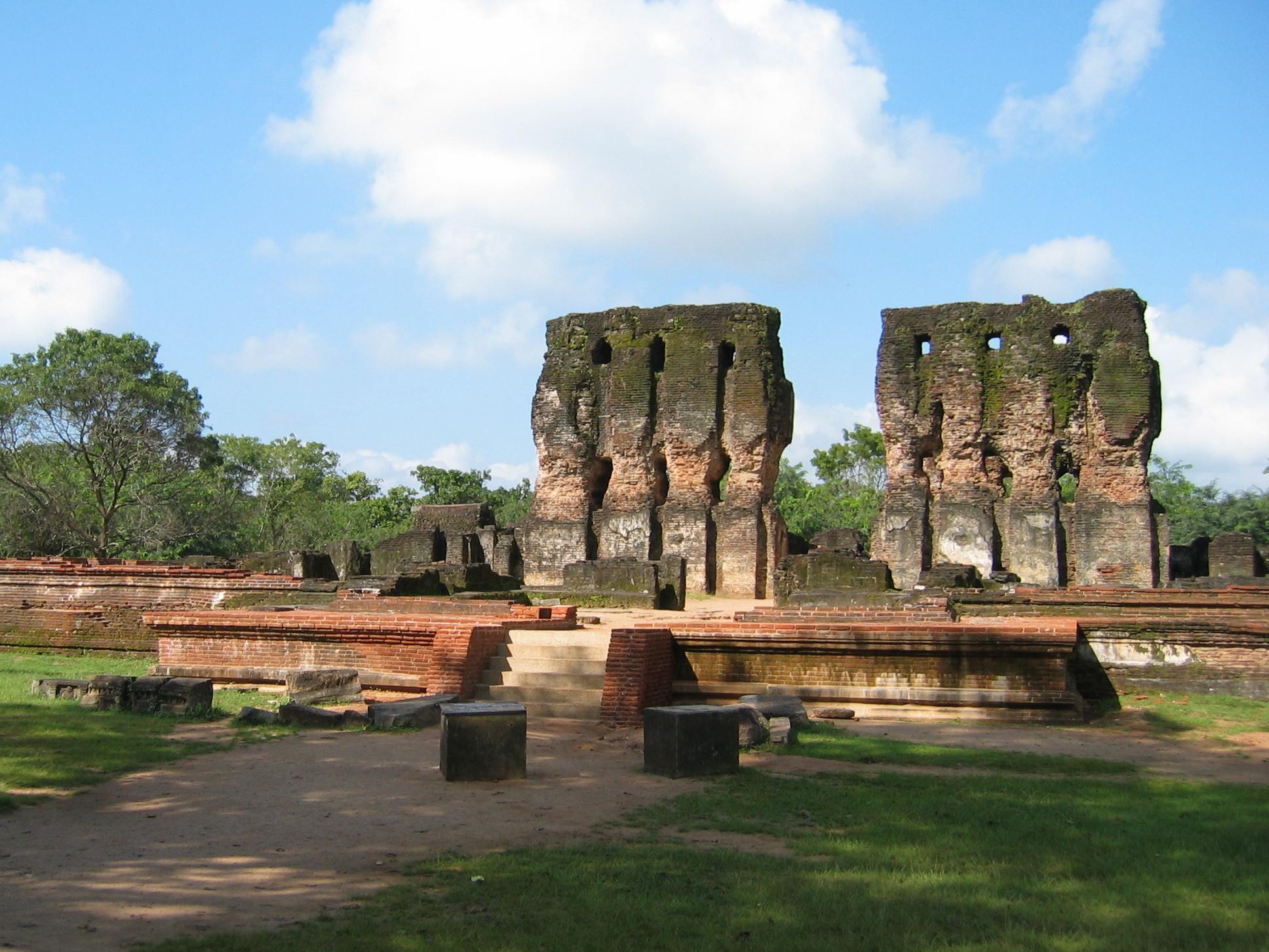 Polonnaruwa_Mönch_6