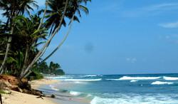 A Beach Sri Lanka