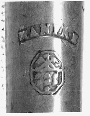 Flûte multiple, Manfredo Settala, vers 1650.
