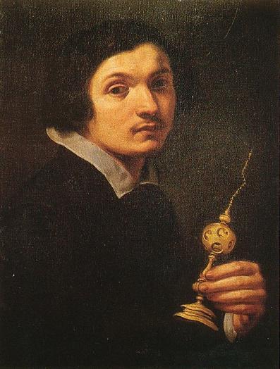 Daniele Crespi (1597-1630), Portrait de Manfredo Settala, ca 1622, Milan, Veneranda Biblioteca Ambrosiana, Milan.