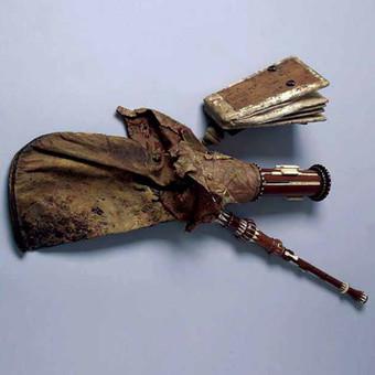 Musette à chalumeau simple, SAM 268, Vienne, Kunsthistorisches Museum.