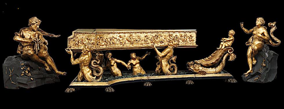 Harpsichord (Michele Todini) - The Metro