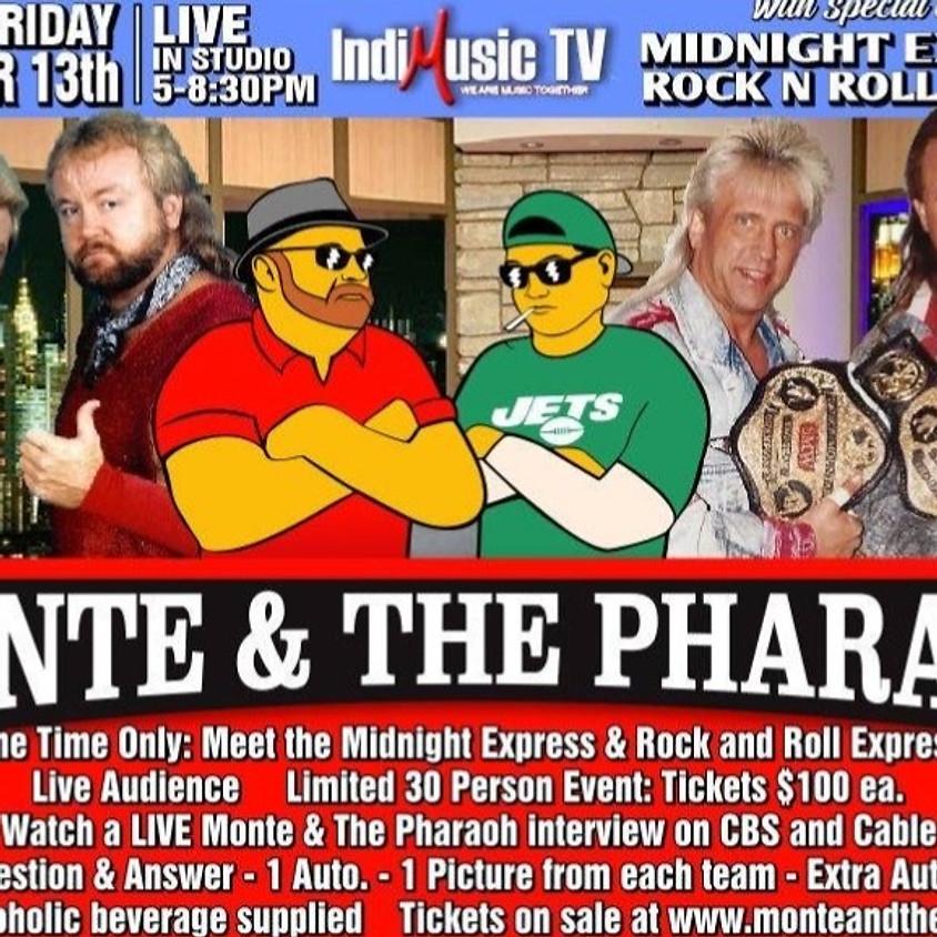 Meet WCW/NWA Legends Rock and Roll Express and Midnight express
