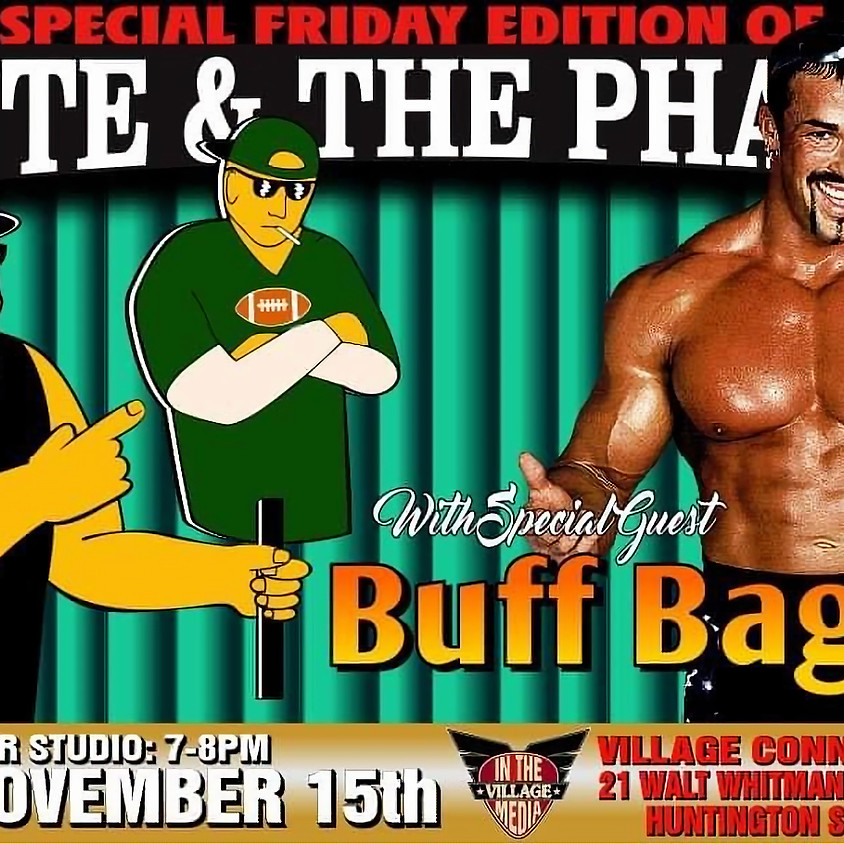 Buff Bagwell W/Monte & The Pharaoh