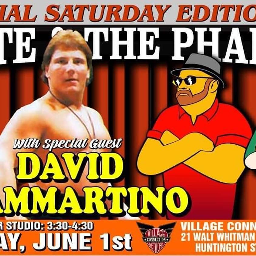 WWE Star David Sammartino