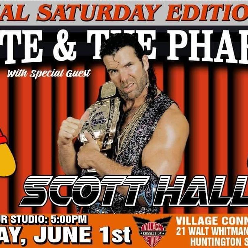 WWE Star Scott Hall