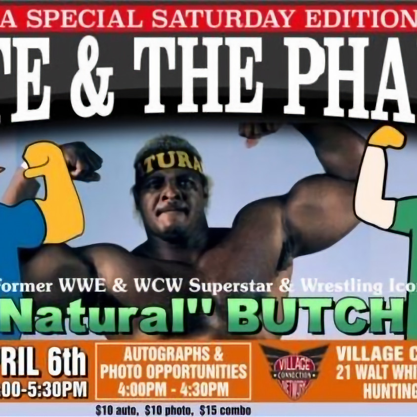 'The Natural' Butch Reed