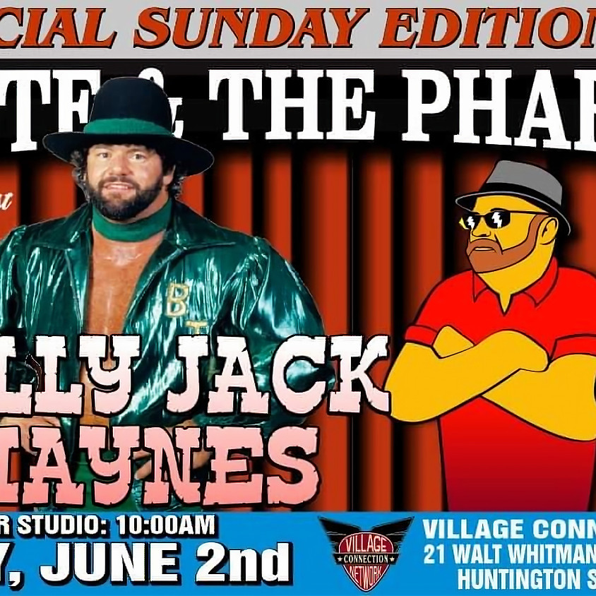 WWE Star Billy Jack Haynes Returns for Round 2