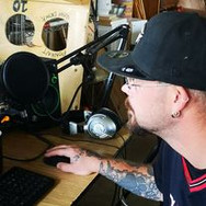 Manager / Radio Host Saint Vybz