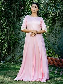Blush crush gown