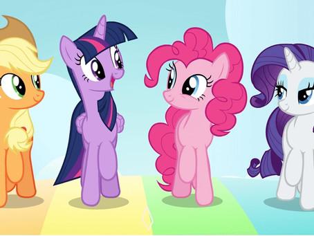 Léa, Julien et les culottes My Little Pony