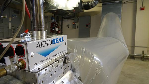 Aeroseal Duct Diagnostics & Sealing