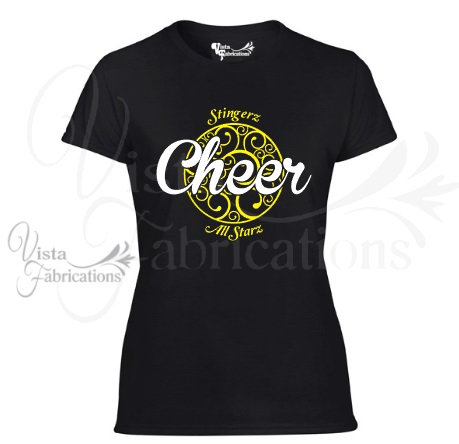 Stingerz Cheer Swirl