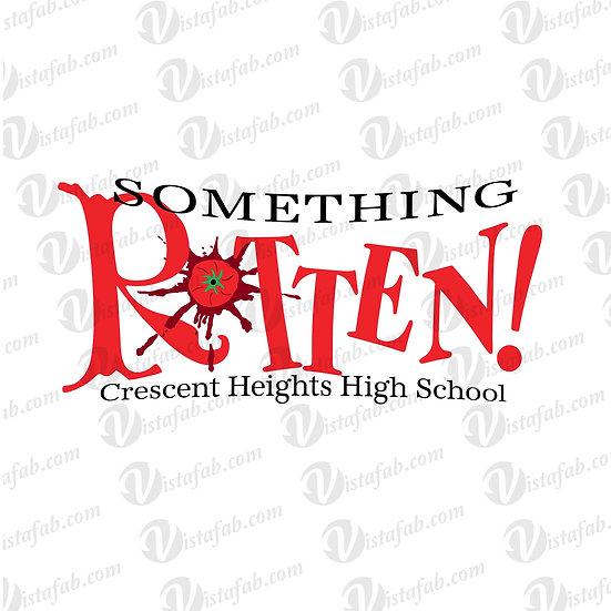 BYOShirt - Something Rotten