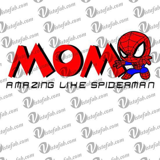 Spider Mom - INSTANT DOWNLOAD