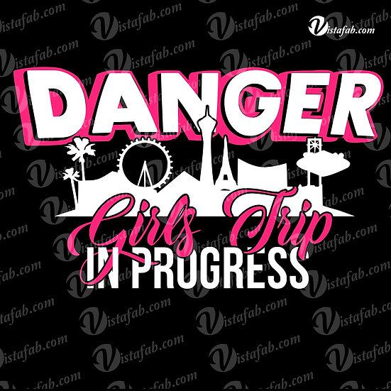 Danger Girls Vegas Trip - INSTANT DOWNLOAD