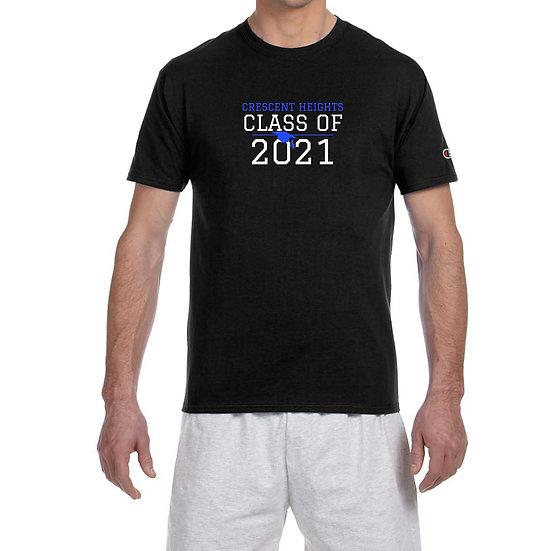 Champion T-shirt - CHHS Grad 2021