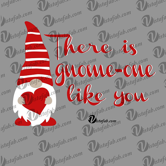 Gnome-one like you - INSTANT DOWNLOAD
