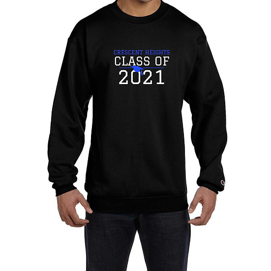 Champion Sweatshirt - CHHS Grad 2021