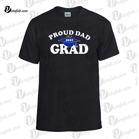 Proud Mom/Dad of a Grad - Unisex T-shirt