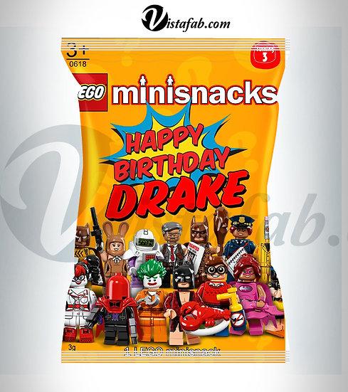 Lego Minisnacks