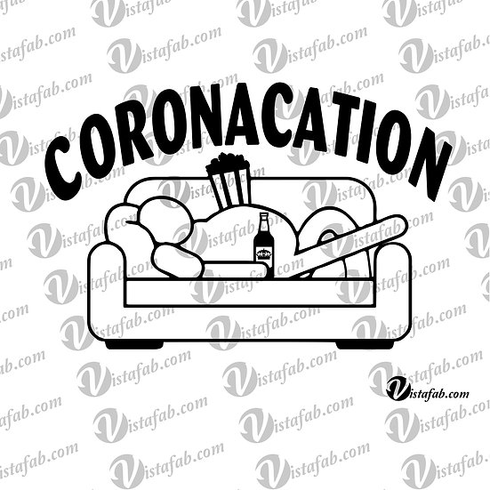 Coronacation - INSTANT DOWNLOAD