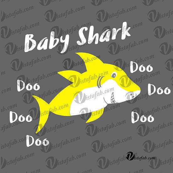 Baby Shark - INSTANT DOWNLOAD