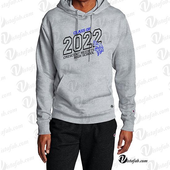 Champion Unisex Hoodie - CHHS Grad 2022