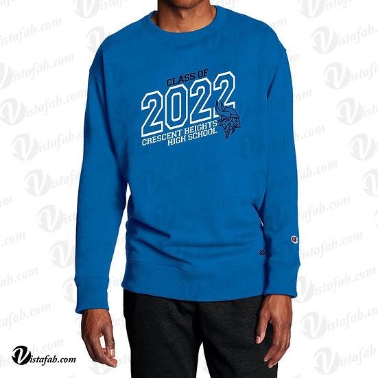 Champion Unisex Sweatshirt - CHHS Grad 2022