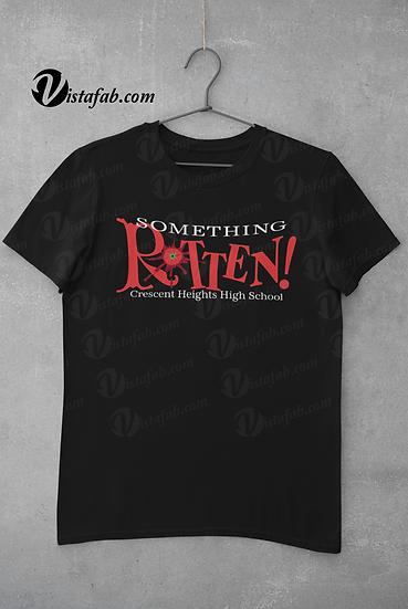 Adult Tshirt - Something Rotten