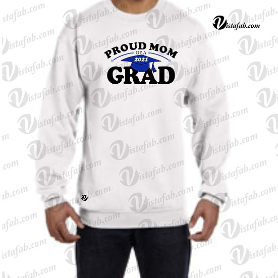 Proud Mom/Dad of Grad Champion Sweatshirt