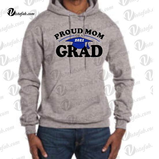Proud Mom/Dad of a Grad - Champion Hoodie