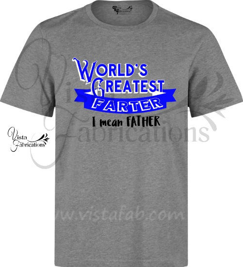 World's Greatest Farter (father)