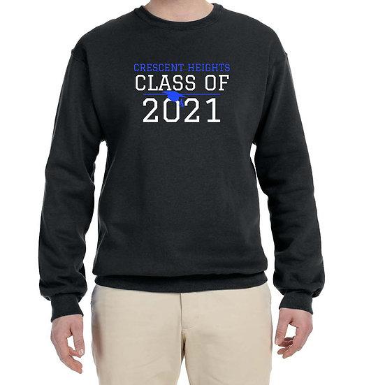 Adult Sweatshirt - CHHS Grad 2021