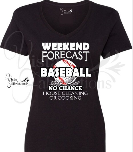 Weekend Forecast - Baseball