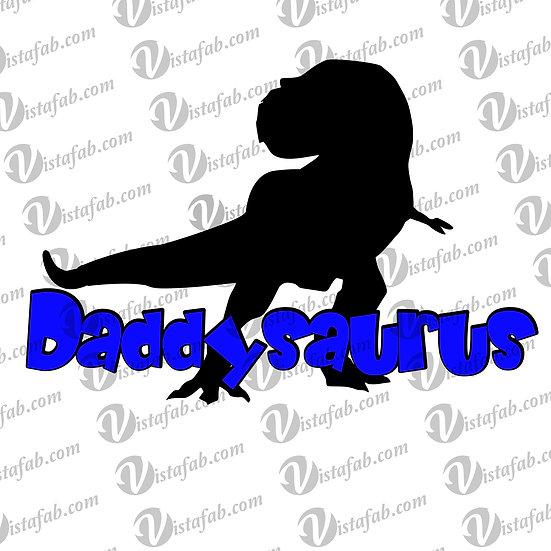 Daddysaurus - INSTANT DOWNLOAD