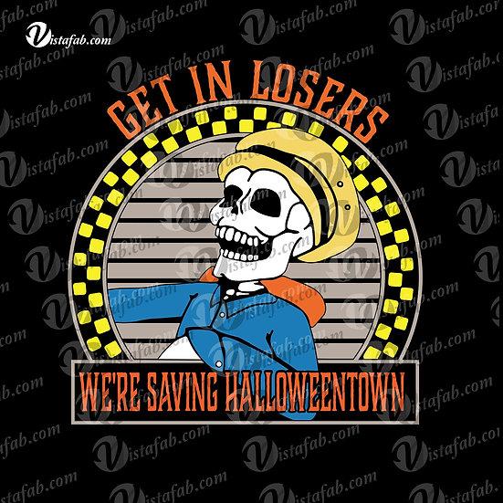 Saving Halloweentown - INSTANT DOWNLOAD