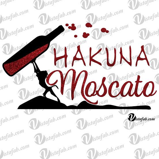 Hakuna Moscato - INSTANT DOWNLOAD