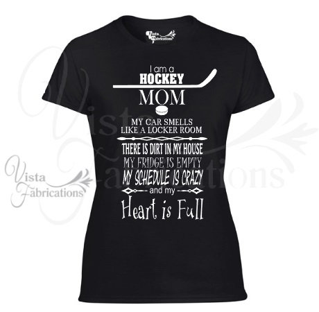 Full Heart Hockey Mom