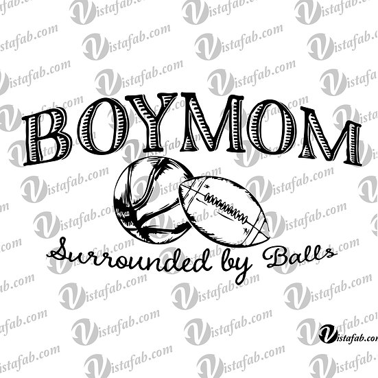 Boymom - INSTANT DOWNLOAD