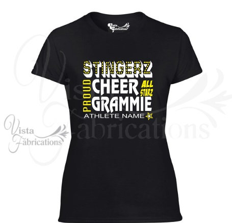 Cheer Grammie Collage