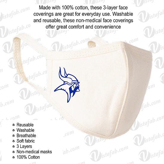 Vikings - Face Mask