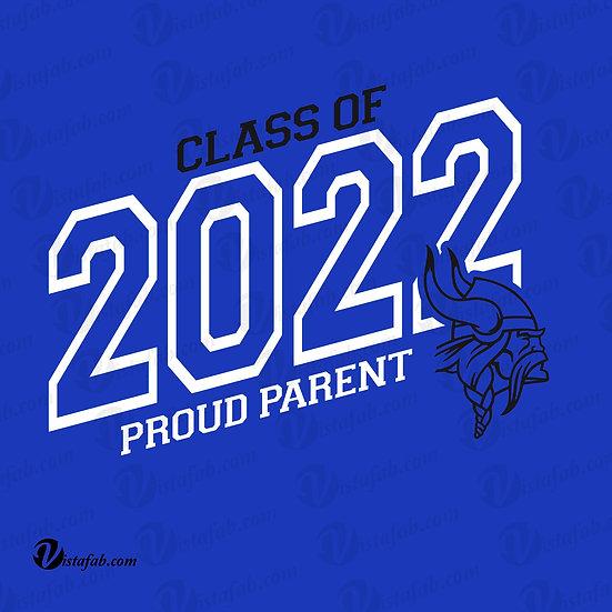 Unisex Hoodie - Parent Grad 2022