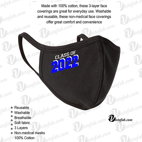 Class of 2022 - Face Mask