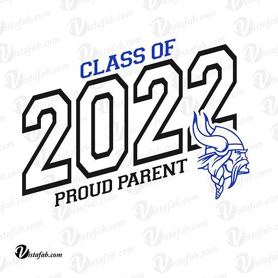 Unisex Sweatshirt - Parent Grad 2022