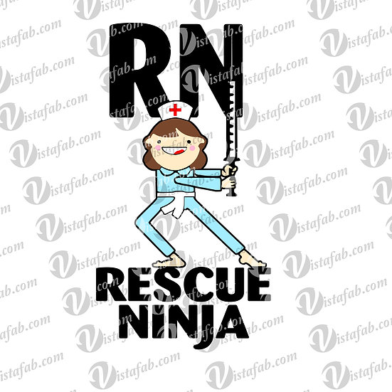 Rescue Ninja - INSTANT DOWNLOAD