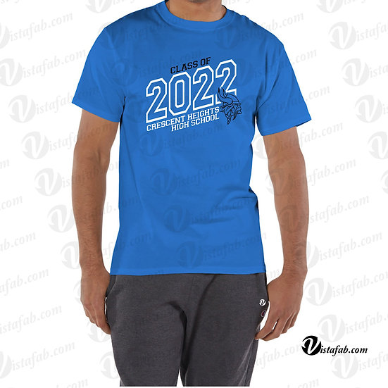 Champion Unisex T-shirt - CHHS Grad 2022