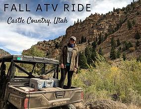 Fall ATV Ride Castle Country Utah .jpg