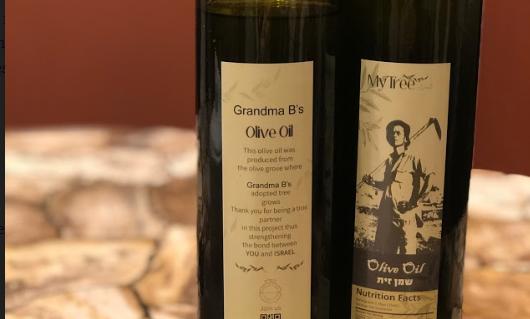 2 bottles of Olive oil